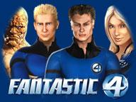 """ТИТАН КАЗИНО :: Играй в видеослот Fantastic Four (""""Фантастическая четверка"""") и выиграй джекпот!"""