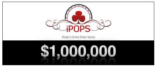 iPOPS - iPoker Online Poker Series :: Выиграйте часть от $ 1 000 000 !