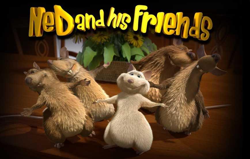 7RED КАЗИНО :: Новый 3D видеослот Ned and The Rats - НАЧНИ ИГРАТЬ СЕЙЧАС!