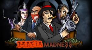 888 Казино :: Получите 20 бесплатных вращений с максимальным числом линий выплат для игры на видеослоте MAFIA MADNE$$!