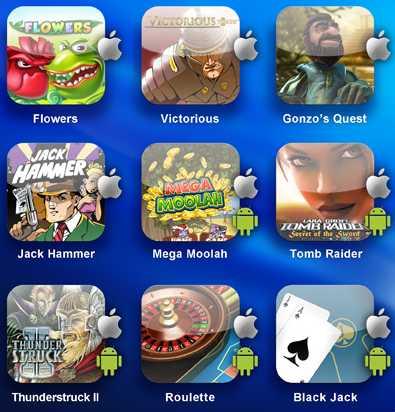 CasinoEuro :: Новые мобильные казино игры для iPhone, iPad и Android