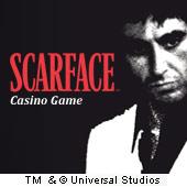 UNIBET CASINO :: Получи до 260 бесплатных вращений на новом видеослоте Scarface («Лицо со шрамом») !