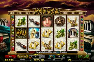 EU Казино :: Слот-игра Medusa