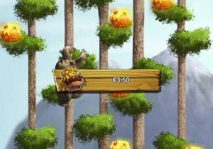 """Игровой автомат Bonus Bears (""""Медвежий приз"""") - Бонусная """"Медовая игра"""""""