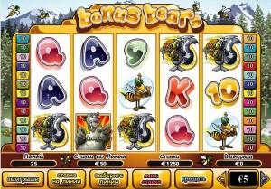 """Casino Tropez :: Игровой автомат Bonus Bears (""""Медвежий приз"""") - Начни играть прямо сейчас!"""