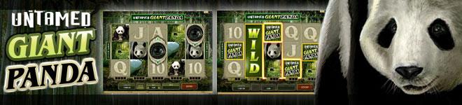 Spin Palace Casino :: Игровой автомат Untamed-Giant Panda