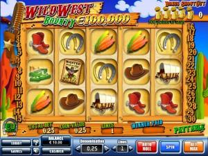 Игровой автомат Wild West Bounty :: Играй бесплатно!
