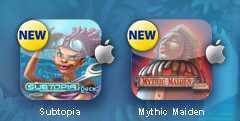 Две новые слот-игры для iPhone и iPad в мобильном CasinoEuro