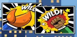 Слот-игра Jack Hammer 2 :: Random Wilds-символы