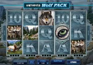 ALL SLOTS CASINO :: Игровой автомат Untamed-Wolf Pack