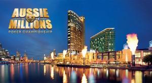 Играй в Party Poker и стань участником турнира Aussie Millions!