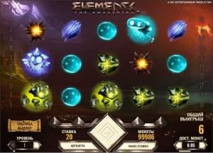 Игровой автомат Elements