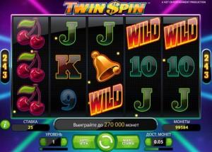 """Казино Luck :: Слот-автомат Twin Spin™ (""""Спаренное вращение"""") - Начни играть сейчас!"""