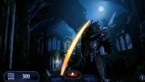 Игровой автомат Avalon 2 :: Бонус-игра Зал Теней (Hall of Shadows)
