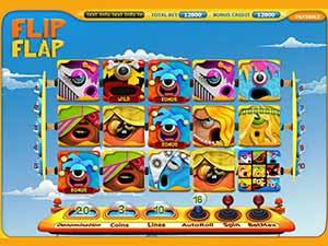 Кликните на картинку и играйте бесплатно демо-версию игрового автомата Flip Flap